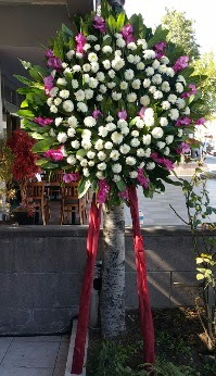 Ankara internetten çiçek siparişi  Cenaze Çelengi  Ankara çiçek siparişi sitesi