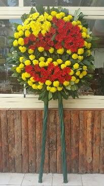 Cenaze çelengi çiçek modeli  Ankara çiçek mağazası , çiçekçi adresleri