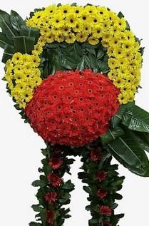 Görsel cenaze çiçeği  Ankara çiçek siparişi sitesi
