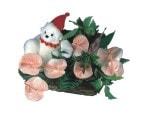 Ankara online çiçek gönderme sipariş  Sepette  oyuncakli antoryumlar