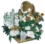 Ankara uluslararası çiçek gönderme  Gerbera antoryum aranjmani