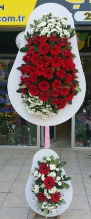 Çift katlı düğün nikah işyeri açılış çiçeği  Ankara hediye çiçek yolla