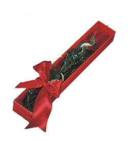 Ankara çiçek online çiçek siparişi  tek kutu gül sade ve sik