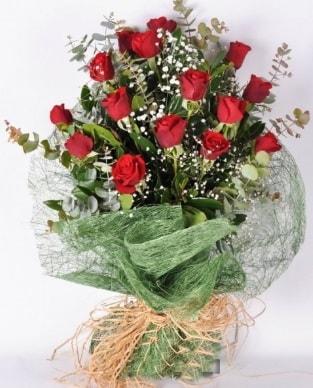 Kız isteme buketi çiçeği söz 15 güllü  Ankara hediye çiçek yolla
