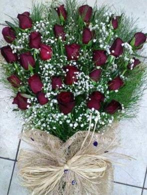33 Adet gülden kız isteme çiçeği buketi  Ankara çiçek satışı