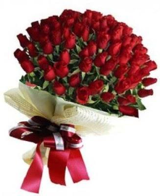 Kız isteme söz nişan çiçeği buketi 41 güllü  Ankara çiçek gönderme