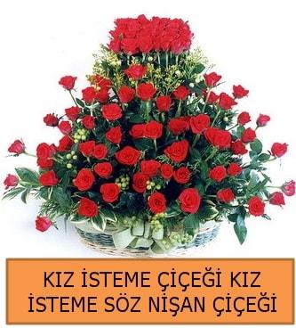 Kız isteme söz nişan çiçeği 71 güllü  Ankara çiçek gönderme sitemiz güvenlidir