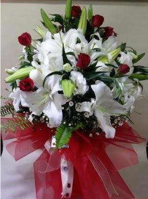 Kız isteme buketi söz nişan çiçeği  Ankara ucuz çiçek gönder