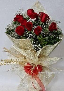 Söz nişan çiçeği kız isteme buketi  Ankara İnternetten çiçek siparişi