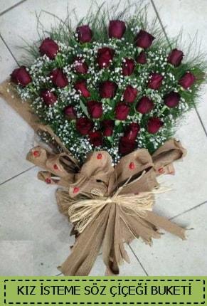 Kız isteme söz nişan çiçek buketi  Ankara çiçekçi telefonları