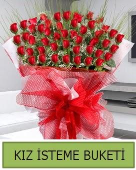 Kız isteme buketi 33 adet kırmızı gül  Ankara çiçek , çiçekçi , çiçekçilik