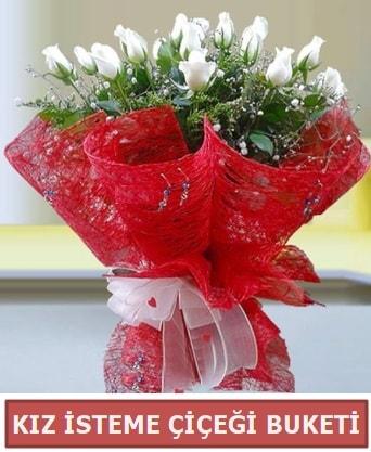 SÖZ NİŞAN KIZ İSTEME ÇİÇEK MODELİ  Ankara ucuz çiçek gönder