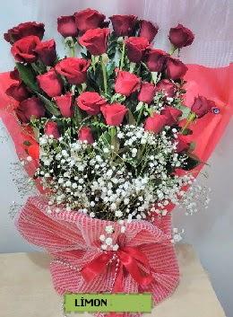 Kız isteme buket çiçeği 33 kırmızı gül  Ankara çiçek , çiçekçi , çiçekçilik