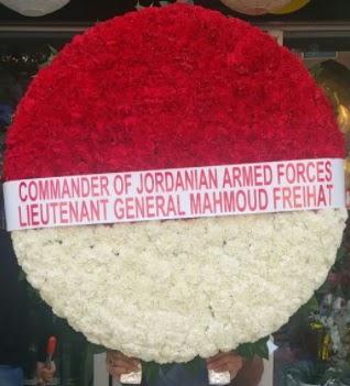 Anıtkabir mozele çiçeği 450 karanfilli  Ankara çiçek gönderme