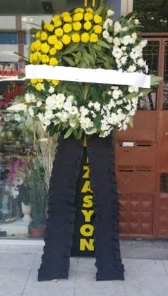 Cenaze çiçeği karşıyaka mezarlığı cenaze çelengi