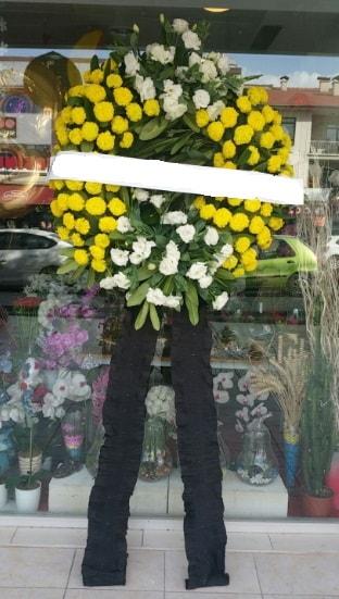 Cenaze çiçek modeli cenaze çiçeği  Ankara çiçekçi telefonları