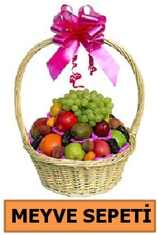 Mevsim meyve sepeti lezzetli ürünler  Ankara çiçekçi telefonları