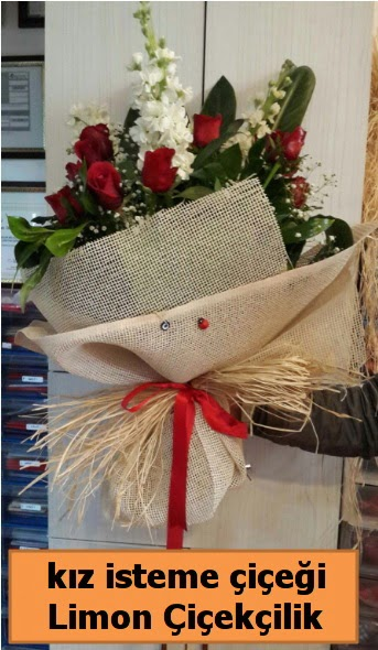 Kız isteme buketi çiçeği  Ankara ucuz çiçek gönder