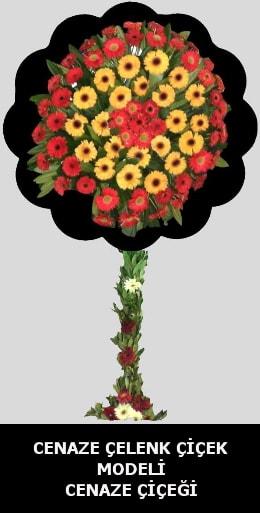 Cenaze çelengi çiçeği modeli  Ankara çiçek yolla