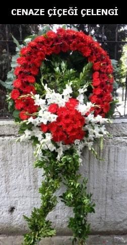 Cenaze çelenk çiçek modeli  Ankara çiçekçi telefonları