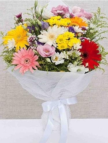 Karışık Mevsim Buketleri  Ankara ucuz çiçek gönder