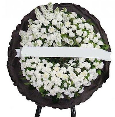 Cenaze çelengi çiçeği modelleri  Ankara internetten çiçek satışı