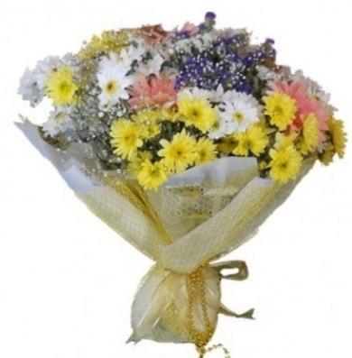 Karışık mevsim çiçeği  Ankara çiçek satışı