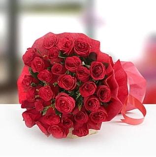 41adet kırmızı gül buket  Ankara çiçek , çiçekçi , çiçekçilik