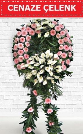 Çelenk Cenaze çiçeği  Ankara İnternetten çiçek siparişi