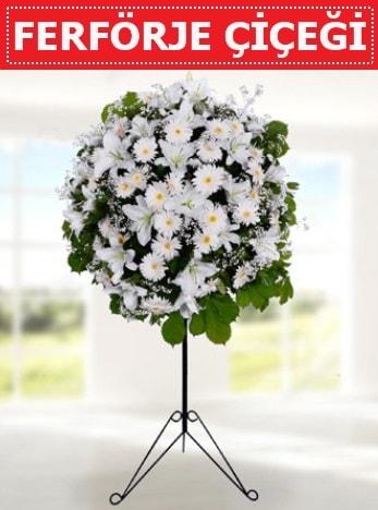 Ferförje aranjman çiçeği  Ankara ucuz çiçek gönder