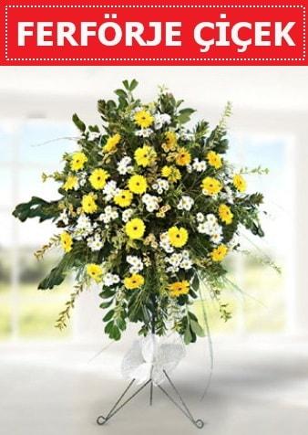Ferförje çiçeği modeli  Ankara çiçek gönderme sitemiz güvenlidir