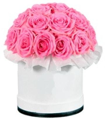 özel kutuda 20 adet pembe gül  Ankara çiçek gönderme sitemiz güvenlidir